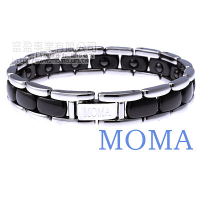 【MOMA】陶瓷鍺磁手鍊尊榮版-M68-最佳情人禮