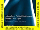二手書博民逛書店Nationalism,罕見Political Realism And Democracy In JapanY