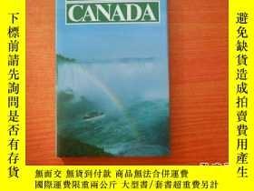 二手書博民逛書店the罕見little gift book of canada2
