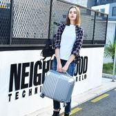迷你登機箱18寸行李箱包女士24小型旅行箱子商務拉桿箱男20寸韓版 ℒ酷星球