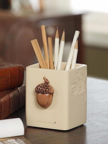 筆筒 創意時尚可愛筆筒