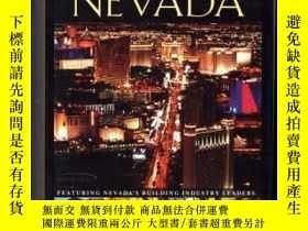 二手書博民逛書店Building罕見Nevada   Featuring Nev