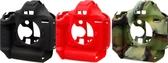 【easyCover】金鐘套 Canon 1DX Mark II / 1DX EC 機身矽膠保護套 防塵套 黑/紅/迷彩