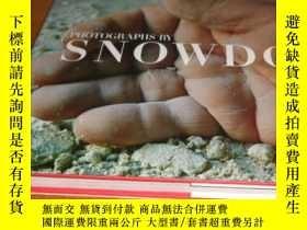 二手書博民逛書店Photographs罕見by Lord Snowdon: a