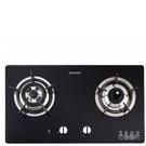 (無安裝)櫻花雙口檯面爐黑色(與G-2820GB同款)瓦斯爐天然氣G-2820GBN-X