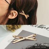 髮夾Space Picnic |金屬蝴蝶結 髮夾 ~C18101006 ~