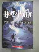 【書寶二手書T1/原文小說_JJU】Harry Potter and the Prisoner of Azkaban_Rowling