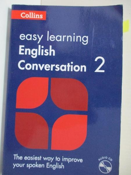 【書寶二手書T1/語言學習_HTW】Collins Easy...-Easy Learning English...-Book 2