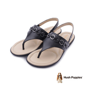 HUSH PUPPIES DACHSHUND 舒適減壓夾腳涼鞋 黑 182W126101 女鞋