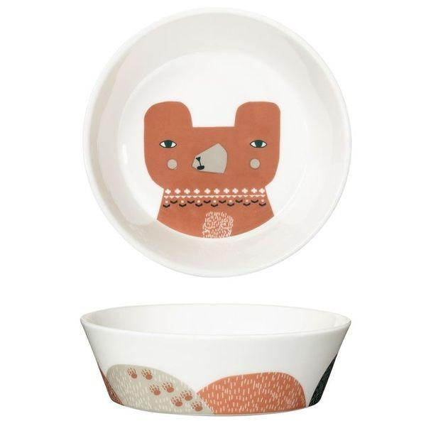 Donna Wilson 寶寶熊 英國 手工製骨瓷小碗