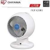 IRIS OHYAMA PCF-C18TC C18T 空氣對流靜音循環風扇 PCF C18T 群光公司貨
