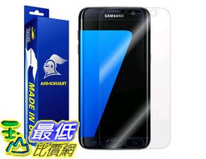 [105美國直購] 螢幕保護膜 Samsung Galaxy S7 Edge Screen Protector [Full Coverage] Anti-Bubble Ultra HD Shield w 5073505