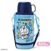 【哆啦A夢不鏽鋼水壺】哆啦A夢 Doraemon 小叮噹 不鏽鋼 保溫保冷 水壺 日本正版 該該貝比日本精品