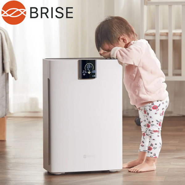 (現貨/限一台送捕蚊燈+濾網) BRISE C360 防疫級空氣清淨機 (可淨化 99.99% 空氣中流感、腸病毒)