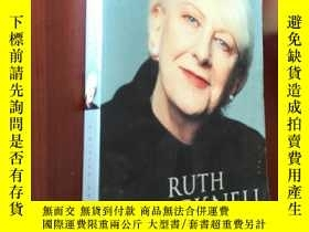 二手書博民逛書店RUTH罕見CRACKNELL A BIASED MEMOIRY
