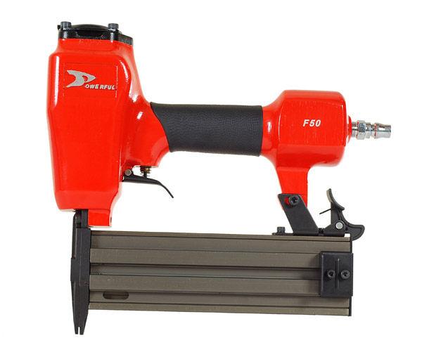 氣動釘槍 F-50 三代單腳 POWERFUL 裝潢木工師傅