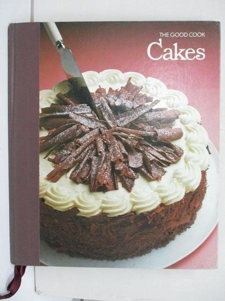 【書寶二手書T1/餐飲_EFS】The Good Cook-Cakes