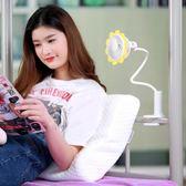 夾扇可充電便攜式小型隨身手拿迷你小電風扇學生宿舍寢室床上台式