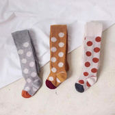 大點點褲襪 褲襪 點點褲襪 橘魔法 現貨 點點襪子 男童 女童 襪子 短襪 兒童襪子 兒童