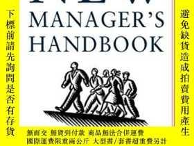 二手書博民逛書店The罕見New Manager s Handbook: 24