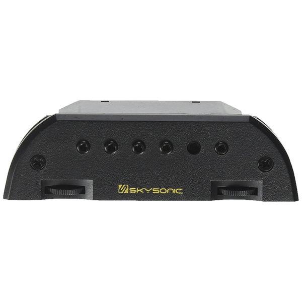 小叮噹的店-全新 SkySonic T903 木吉他拾音器 雙線圈拾音器 隱形麥克風 T-903 雙系統