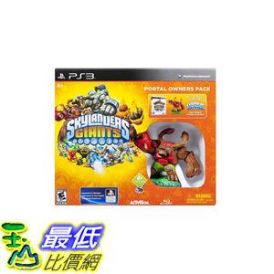 (美國代訂) PS3 Skylanders Giants Portal Owner Pack 寶貝巨龍 (美版)  $2782