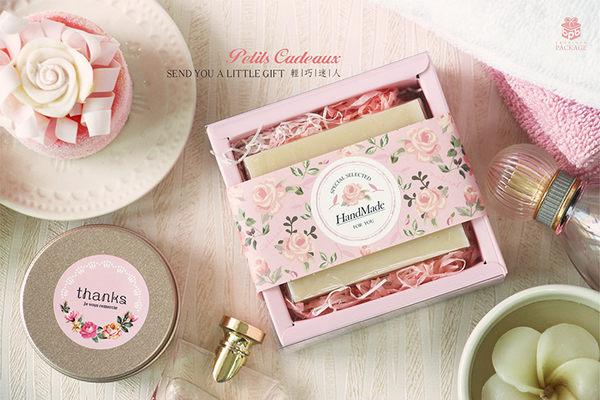 《荷包袋》香氛小紙封 ✿ 鄉村玫瑰 粉紅 ✿ 30入 4x29cm