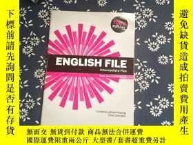 二手書博民逛書店ENGLISH罕見FILE third edition( )Y2