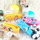 【Disney】可愛彩繪舒適折疊梳 /梳...