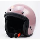 【東門城】EVO 智同 CA-309 騎士復古帽精裝版(粉) 小頭帽