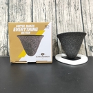 Royal Duke 86麥飯石陶瓷咖啡濾杯(附杯架) 麥飯石濾杯 咖啡濾杯 大(3~4人)