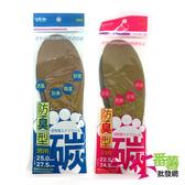 【台灣製】UdiLife 生活大師 防臭型活性碳鞋墊(男用/女用) [10B2] - 大番薯批發網