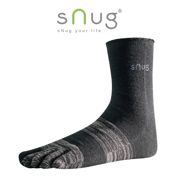 sNug 健康除臭五趾襪 (除臭襪)