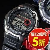 【雙12瘋搶5折! 】CASIO WV-M200-1AJF 日本限定 5局免對時電波錶 現貨+排單!