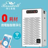 博士韋爾Bosswell抗敏滅菌空氣清淨機 省錢環保BS501WIFI