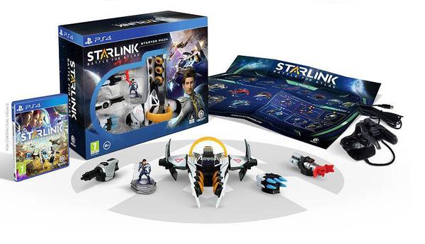 【玩樂小熊】現貨中 PS4遊戲 入門包 銀河聯軍 阿特拉斯之戰 Starlink: Battle 中文亞版