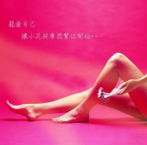 [AWANA]小花造型腿部按摩器(隨機色)