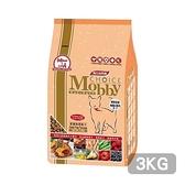 寵物家族-Mobby莫比 愛貓無穀配方(鵪鶉+鴨肉)3kg