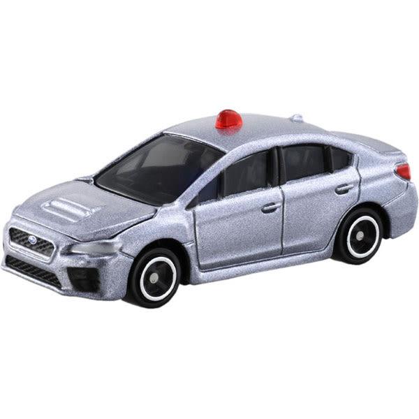 TOMICA多美小汽車 No.2 速霸陸警車SUBARU WRX S4 UNMARKED POLICE CAR
