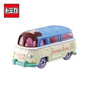 【日本正版】TOMICA 復活節 麵包車 2018 日本7-11限定款 玩具車 Disney Motors 多美小汽車 - 973379