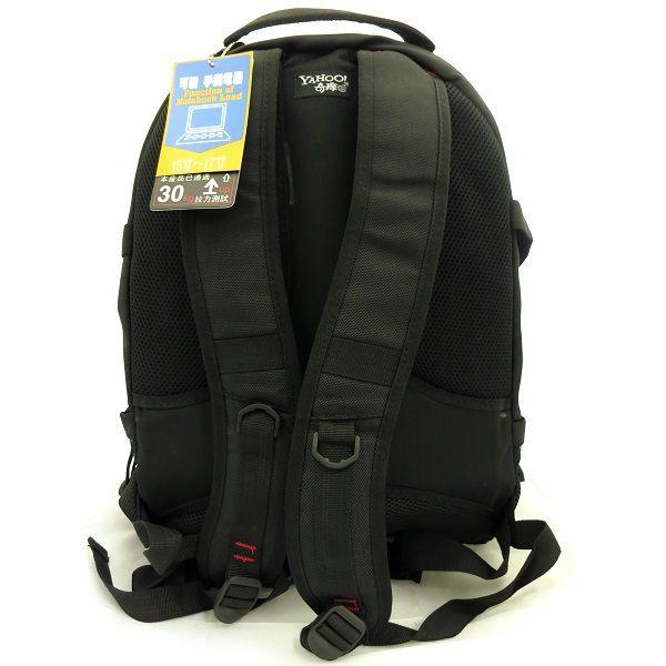 雅虎 YAHOO! Y! TaTi 精美筆電包 電腦包 後背包 登山包 17吋以下筆電適用【Buy3c奇展】