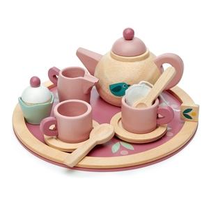 英倫玫瑰午茶組