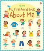 【麥克書店】MY FIRST WORD BOOK ABOUT ME / 幼兒認知書