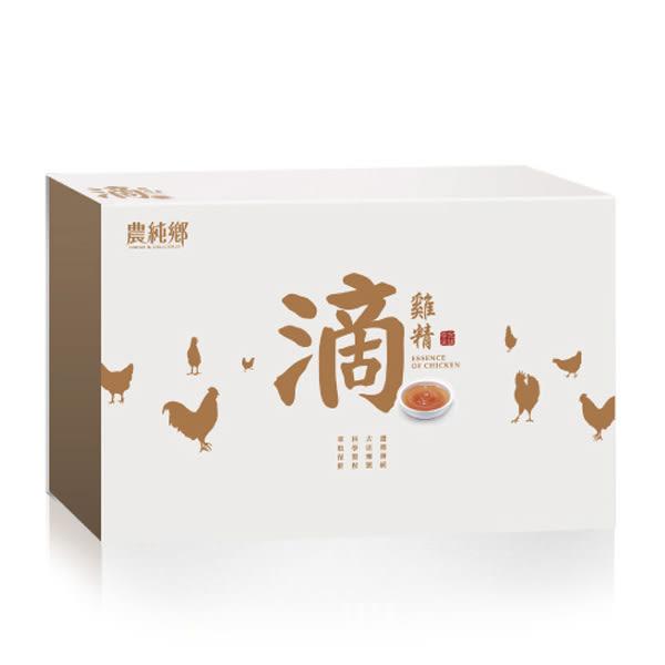 (預購)農純鄉 原淬滴雞精21入【康是美】
