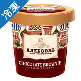卡比索皇家俄羅斯-巧克力布朗尼475ML【愛買冷凍】