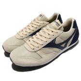 【五折特賣】Mizuno 復古慢跑鞋 RS88 卡其 深藍 男鞋 女鞋 運動鞋 【PUMP306】 D1GA172249