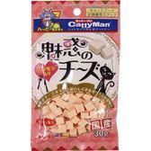 *KING WANG* Cattyman 貓用起司添加鮭魚塊 30g