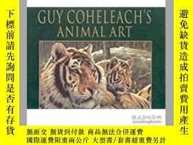 二手書博民逛書店Guy罕見Coheleach Animal ArtY26437