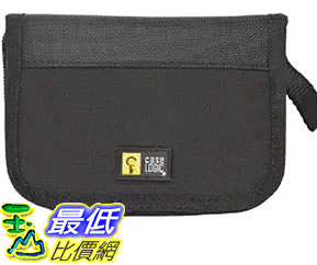 [105美國直購] Case Logic JDS-6 隨身碟保護套 收納包 USB Drive Shuttle 6-Capacity-Black