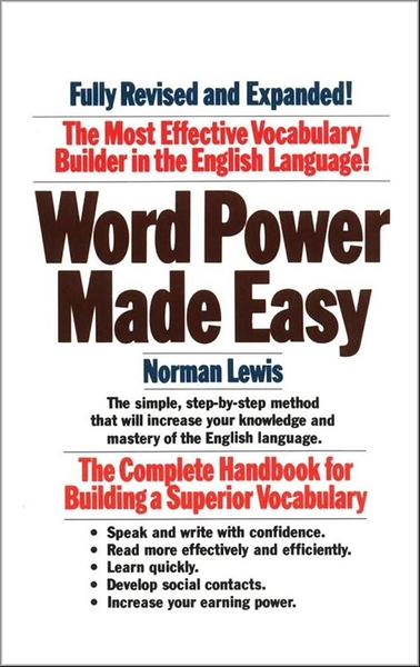 (二手書)Word Power Made Easy
